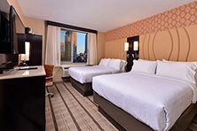 Holiday Inn New York City - Times Square - Double Bed Guestroom